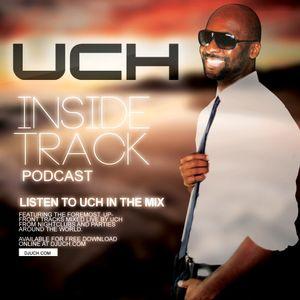 UCH - Inside Track Podcast 02 - Live on WHCR Radio - Harlem, New York, USA