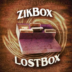 ZikBox LostBox - 01 - Vex Red - Start With A Strong And Persistent Desire (2002)