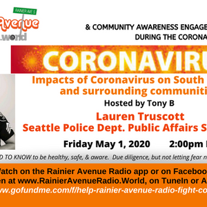 Coronavirus Special 26 - Lauren Truscott