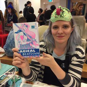 Comic Book Creator Jenn Woodall On Zines & Magical Beatdown - What She Said eBook Cafe
