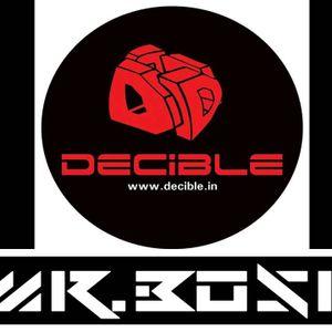 TANTRA RADIO : EPISODE 004 - THE DECIBLE MINIMIX