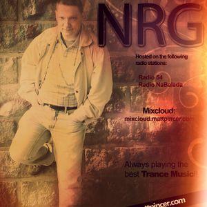 Matt Pincer - NRG 081