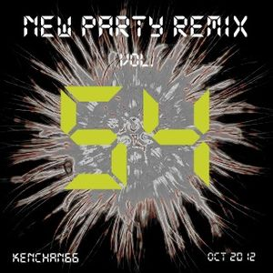 NEW PARTY REMIX VOL.54