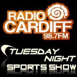 Tuesday Night Sports Show - 17th January 2012