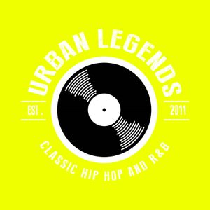 Urban Legends Classic Hip Hop, New Jack Swing and R&B In The Mix 03-07-16