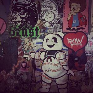 Hip-Hop-Wohnzimmer - pEtEr Withoutfield