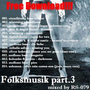 folksmusik vol.3 by RS-079