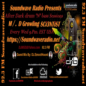 SWR and DJ.MGS Uploaded drum'N'bass Sessions Guest Mix By DJ.SmootHound Vol.36 'RED~SHiFT'
