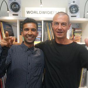 Haseeb Iqbal with Gareth Finnegan // 20-07-19