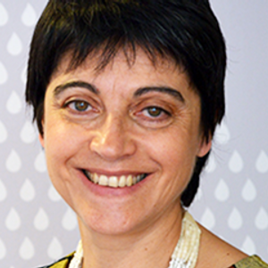 María Laura Sorrentino Coordinadora de Graduados del Instituto UNESCO-IHE, Delft, Holanda