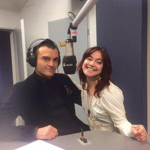 mädchenradio-Live-Sendung am 20. Dezember 2016 mit Live-Gast Dieter Padar