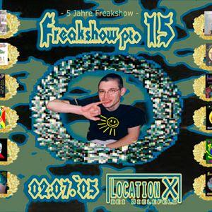 Destroyer - Live at Freakshow pt. 15 (02.07.2005 @ Tom's Castle / Rietberg)