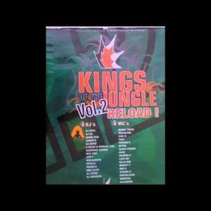 DJ Spice + Lady MC + MC Killer B @ Kings of the Jungle 2, MS