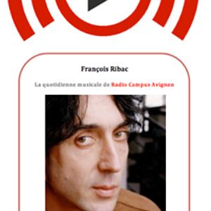 A contre temps #3 - 16/07/2016 avec François Ribac