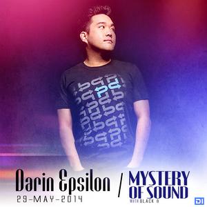 Black 8 - Mystery Of Sound - Episode 012 - May - 2014 - (Guest Darin Epsilon) @DI.FM