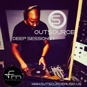 Deep Sessions 1 - Mixed by OutSource