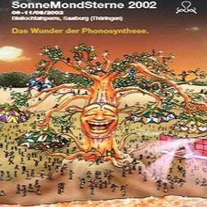 Sven Väth @ SonneMondSterne 2002 - Bleilochtalsperre Saalburg - 10.08.2002