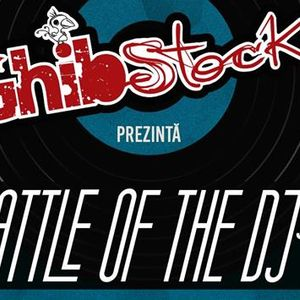 Spit - Ghibstock - Battle of the DJ's (Flying Circus 04.05.2015)
