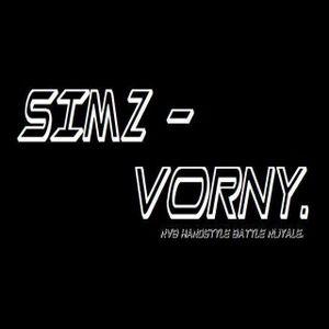 DJ Simz B2B Vorny M.c Natz - Marcus & J.D Walker @ Hardvibes June 2014