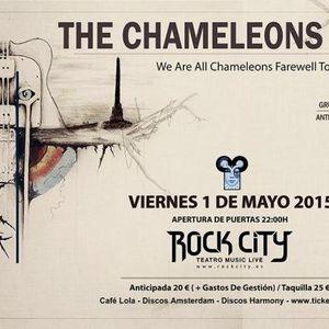 Rock City Valencia Chameleons Post Sesion 1-5-15  vol1