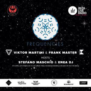 Frequencies Night  Enea & stefano Maschio ibiza live radio 2017