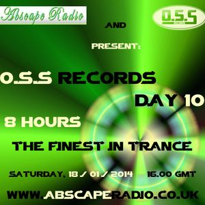 OSS Records Day 10