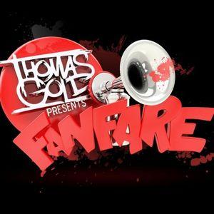 Thomas Gold - Fanfare Radio Show 003. @ Sirius XM 2012.07.05.