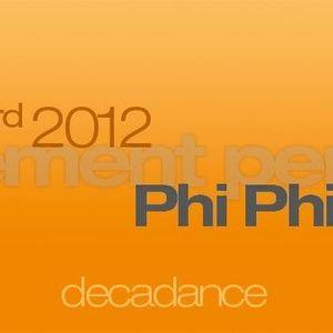 Cosmo Closing Set Decadance @ Movement Perpertuel 3 november 2012