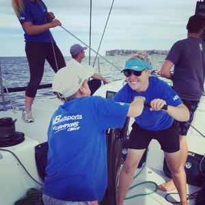 Adventures of a Sailor Girl #43 on 30 March 2015