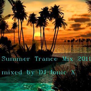 DJ Ionic X Summer Trance Mix