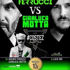 26.06.15 Gianluca Motta Vs Mauro Ferrucci & Thorn
