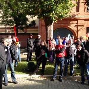 Gisèle Vidalet sur le report des élections TPE & finances publiques : un agent sur trois en grève!
