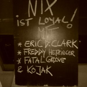 Live Nix Sonderbar Cologne Mix 17/05/2013