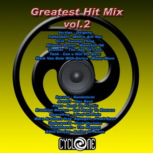 Greatest Hit Mix vol.2 (Retro) Electro, dance and house musix (1994-2001)