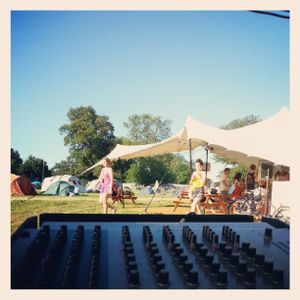 The Gong Bath 2013 part 1