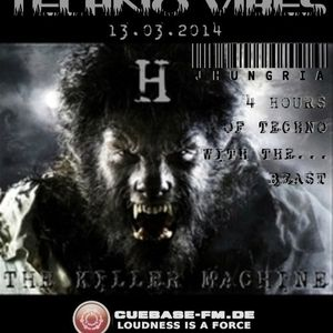 TECHNO VIBES!!! BY H THE KILLER MACHINE JHUNGRIA