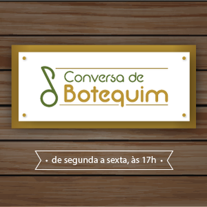 30072019 CONVERSA de BOTEQUIM - ARISMAR do ESPÍRITO SANTO