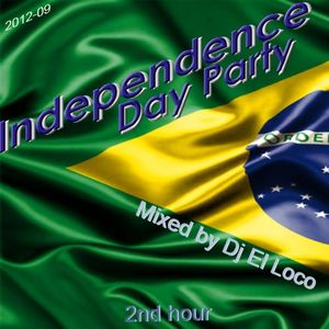 Independence Day Party - 2nd Hour (Sep-2012) - Mixed by Dj El Loco