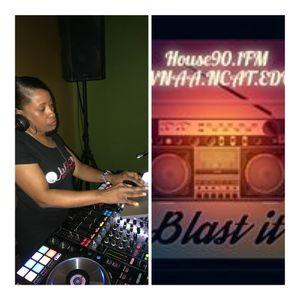 House90.1FM DJ BossLady Mix #17  Jan 5th, 2019