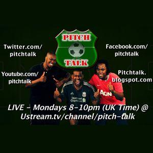 Pitch Talk 21-11-2011