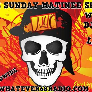 The Sunday Matinee Show Live interview with Chuck and Jae from NYC Punk Band A.P.P.L.E