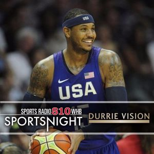 Sports Night: Carmelo Anthony and Other Great Players to not Win a Title.