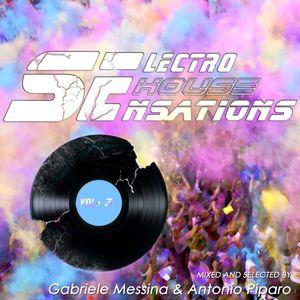 Electro House Sensations vol.3 - Gabriele Messina & Antonio Piparo