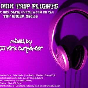 The Mix Trip Flight - episode 23 [July 2010] by DJ Kirk Carpenter