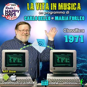 La Vita in Musica - puntata del 13 Sett 2017 - I singoli più venduti in Italia nel 1971