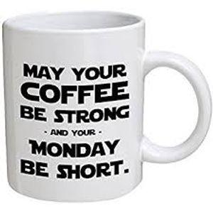 Monday's Morning Coffee Mix