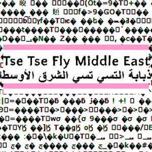Tse Tse Fly Middle East - 2nd August 2017