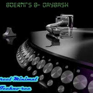 Boerni`s B-DAYBASH by Marcel Minimal 77Techno rec.