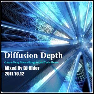Diffusion Depth