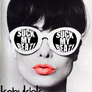 Kabukick@Podcats #2 to Suck My Beats! April 2012